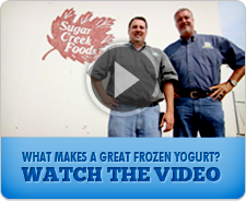 What makes a great frozen yogurt? Watch the Video!